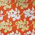 Orange flower 50x50