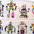 Robots - 50x50