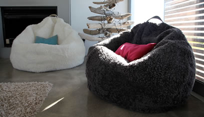 LOUNGE INDOOR BEAN BAGS